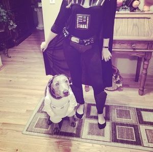 Other - Princess Leia Dog Costume